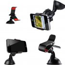 Universal 360°Rotating Car Windshield Mount Stand Holder For Mobile Phone GPS AT