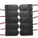 10X DIY 3V Button Coin Cell Battery Holder Case Box With On-Off Switch CR2032 AT