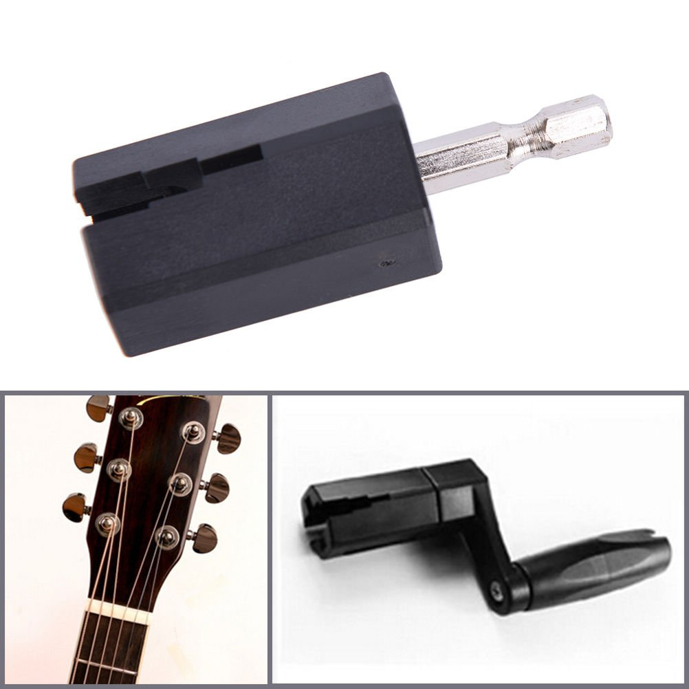 Acoustic Electric Guitar String Winder Head Tools Pin Puller Tool AccessoriesAUT