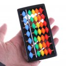 Mini Plastic Abacus Arithmetic 7 Digits Kids Maths Abacus educational Toys ATBD