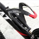 OFF-Road Mountain Bike bicycle Cycling Carbon fiber Water Bottles Holder CagATUJ