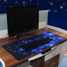 Hot Large Galaxy Anti-Slip Laptop Computer Gaming Large Mouse Pad Keyboard MatAT