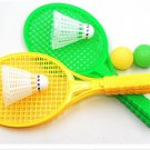 1pair Child Badminton Tennis Racket Baby Sports Bed Toy Educational Pop ATUJ