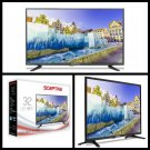 "Sceptre X322BV-SR 32"" Class 720P LED TV HD Flat screen 60Hz 2 HDMI Ports new"