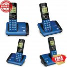VTech CS6719-15 DECT 6.0 Cordless Phone with Caller ID/Call Waiting, 1...