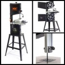 """WEN Band Saw with Stand and Worklight 10"""" Two Speed Woodworking power Tools new"""