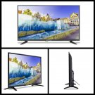 "Sceptre 32"" E325BD-F Class FHD 1080P Full HD LED TV with Built in DVD HDMI port"