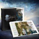 Final Fantasy XV: The Complete Official Guide Collector's Edition Hardcover...