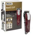 Wahl Professional 5-Star Cord/Cordless Magic Clip #8148 – Great for Barbers...
