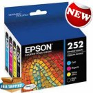 Epson DURABrite Black and Color Cartridge Combo Pack Office School Colo Prints