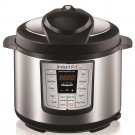 Instant Pot Muti Use Programmable Kitchen Pressure Cooker LUX60 V3 6 Qt in 1
