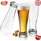 Libbey Giant Pub 22-1/2-Ounce Pilsner Glasses, Set of 6