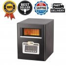 Soleil Electric Infrared Cabinet Space 500 sq ft Indoor Winter Heater 1500W New