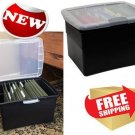 United Solutions-Organize Your Office OF0046 Snap & Lock File Box in...