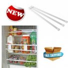 Camco Refrigerator Bars White 3 Pack Outdoor Travel RV Accessories Storage New