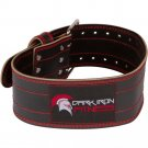 Genuine Leather Pro Weight lifting Belt for Men and Women | Durable...