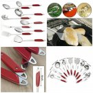 Begale 9-piece Stainless Steel Utensil Set, Cooking Utensils Kitchen Tool Set