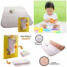 Organic Changing Pad Liner Portable & Waterproof Ultra Premium Extra Thick New