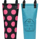 Vina Wine Tote Bag 2 Pack, Single & Champagne Bottle Thermal Insulated...