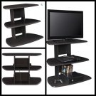 Altra Furniture Home Entertainment center  Storage table TV Stand Espresso new