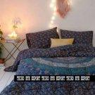 Barmeri Full Hippie Bohemian Mandala Indian Medallion Bedspread Comforter Cover