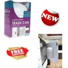 Camco Wall Mount Trash Can Outdoor travel Camping RV Vehicle Accessories Kit New