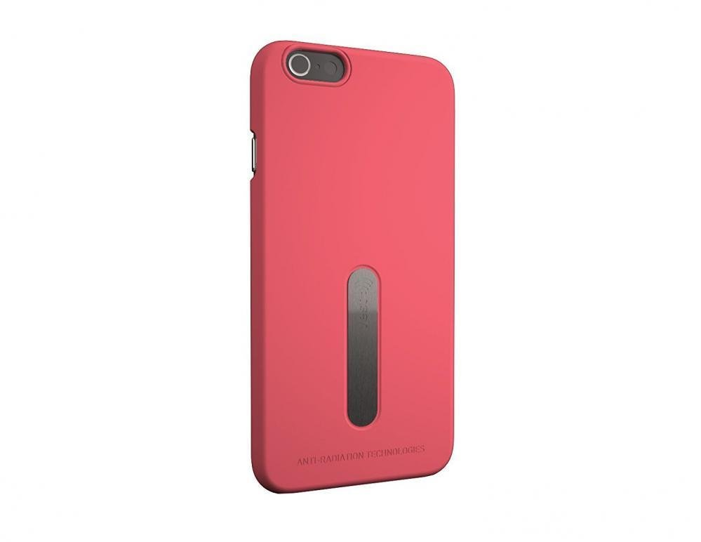 Vest Anti-Radiation Case Cover Radiation Protector for iPhone 6-6s Plus - Red