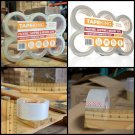 60Yards Per Roll Clear Packing Tape Heavy Duty Sealing Adhesive Package Shipping