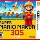 Super Mario Maker for Nintendo 3DS -