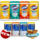 Clorox Disinfecting Wipes Value Citrus Blend Fresh Scent Orange Fusion 300 Count