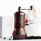 Turkish Grinder, Spice Salt Pepper Mill 4.2'' (Antique Copper)