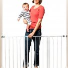 Regalo Easy Open 50 Inch Wide Baby Gate, Pressure Mount with 2 Included...