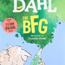 The BFG by Roald Dahl 2007, Paperback, Anniversary Spielberg's Movie Based Book