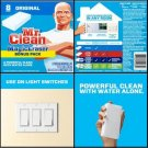 Mr Clean Magic Eraser Original Household Cleaning Home improvement Kit 8 count