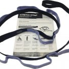 Yoga Stretch Strap Fitness Pilates Belt-Physical Therapy Ballet Stretch NEW