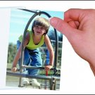10 Pack Magnetic Photo Picture Frames - White Pockets Holds 4x6 Photos