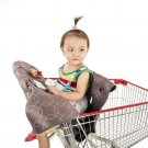 New Joylink 2-in-1 Waterproof Dirt Resistant Shopping Cart Cover and High Chair