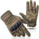 FREETOO Tactical Gloves Military Rubber Hard Knuckle Outdoor for Men Fit...