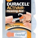 Duracell Hearing Aid Batteries Size 13 Pack 60 1.45V replacement Accessories new