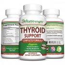 VitaStrength Thyroid Support Complete Formula Supplement