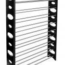 Portable 50 Pair Shoe Rack Storage Organizer Wardrobe Closet Bench Tower 10 Tier