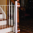 """Baby Gate 36""""  Walk Thru Adapter Kit for Stairs home Infant pet Safety Blocker"""