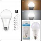 TIWIN LED Light Bulbs 100 watt equivalent (11W),Soft White (2700K), General...