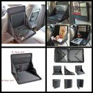 Foldable Car Back Seat Tray Portable Table Food Holder Laptop Folding new