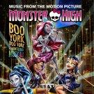 Monster High: Boo York, York Soundtrack