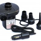 LotFancy Portable Air Pump - 12V DC Electric for Inflatables Mattress Raft...