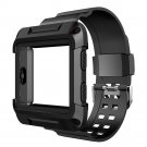 Simpeak Fitbit Blaze Bands, Rugged Protective Frame Case with Resilient...