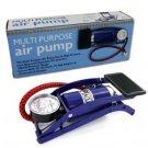 bulk buys Multi-Purpose Air Pump, Black/Blue/Red - Package color may vary
