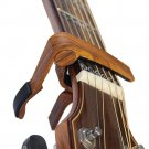 Rinastore 6-String Acoustic & Electric Guitar Capo- Single Handed Quick...