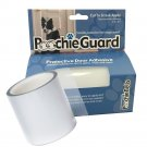 PoochieGuard Invisible Lightweight Protective Clear Film for Your Home's...